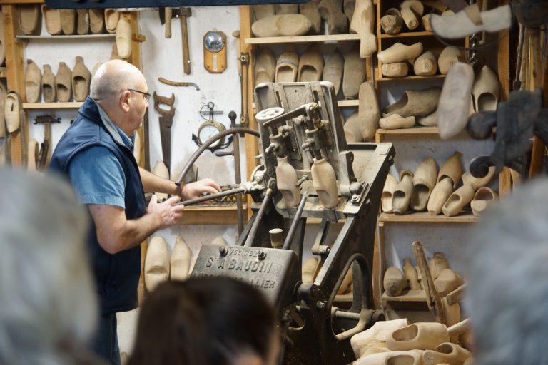 Les activités dans le Finistère : MUSÉE VIVANT DES VIEUX MÉTIERS