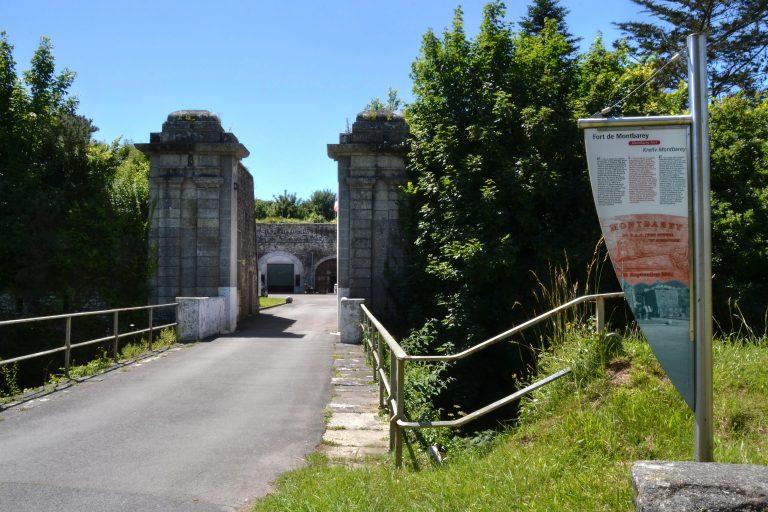 Les activités dans le Finistère : MéMORIAL DES FINISTERIENS FORT MONTBAREY