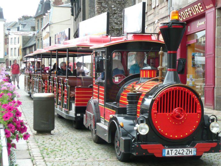 Les activités dans le Finistère : PETIT TRAIN TOURISTIQUE
