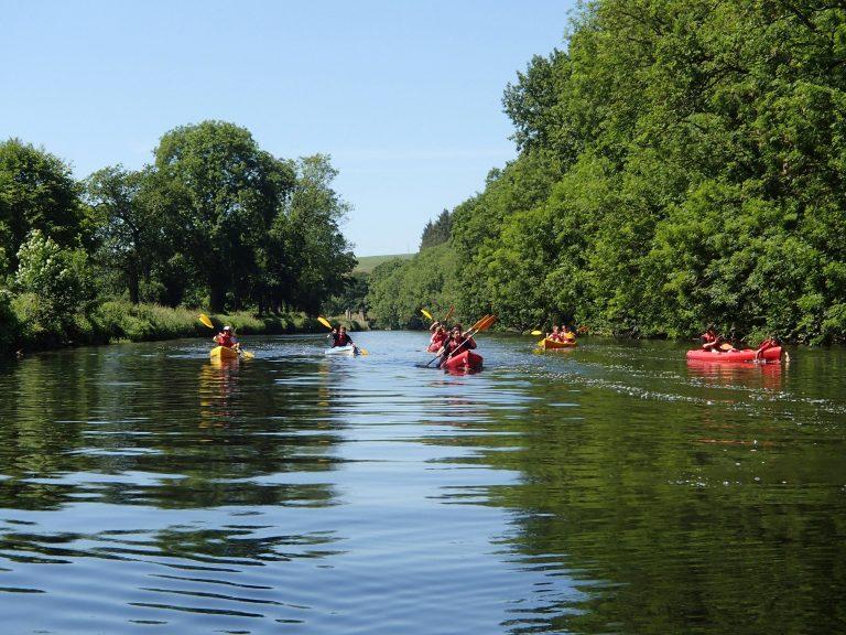 Les activités dans le Finistère : CANAL LOISIRS