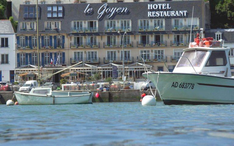 Les activités dans le Finistère : RESTAURANT LE GOYEN