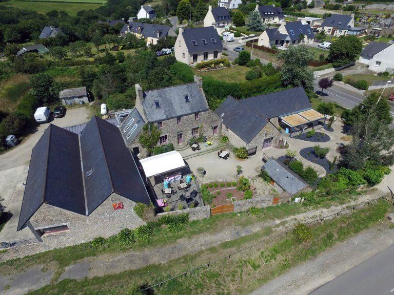 Les activités dans le Finistère : RESTAURANT LE JARDIN DE L'ABER