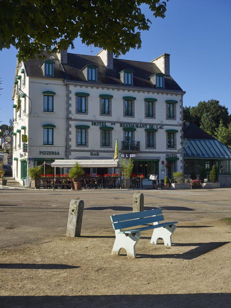 Les activités dans le Finistère : HÔTEL DU LAC **