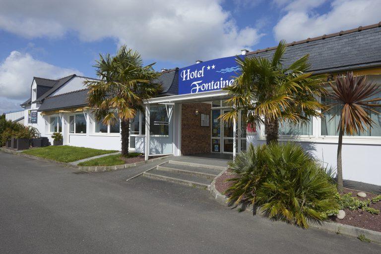 Les activités dans le Finistère : HÔTEL FONTAINE **