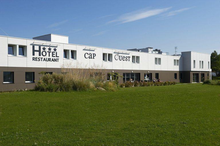 Les activités dans le Finistère : HÔTEL CAP OUEST ***