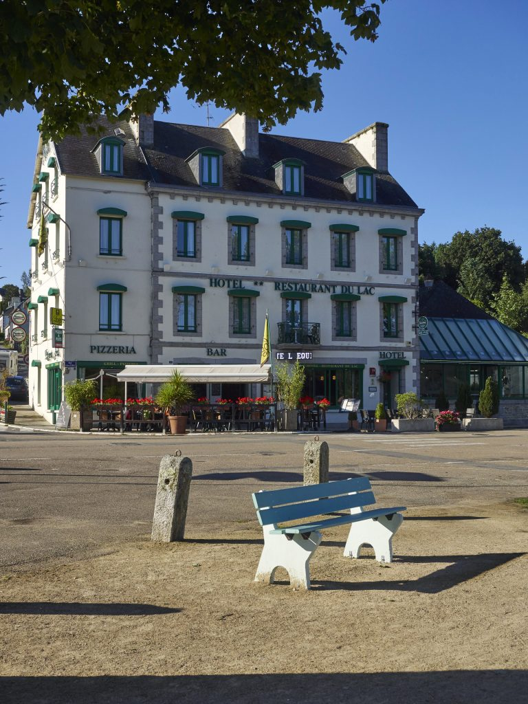 Les activités dans le Finistère : RESTAURANT DU LAC