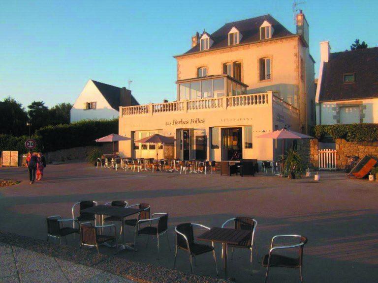 Les activités dans le Finistère : RESTAURANT LES HERBES FOLLES