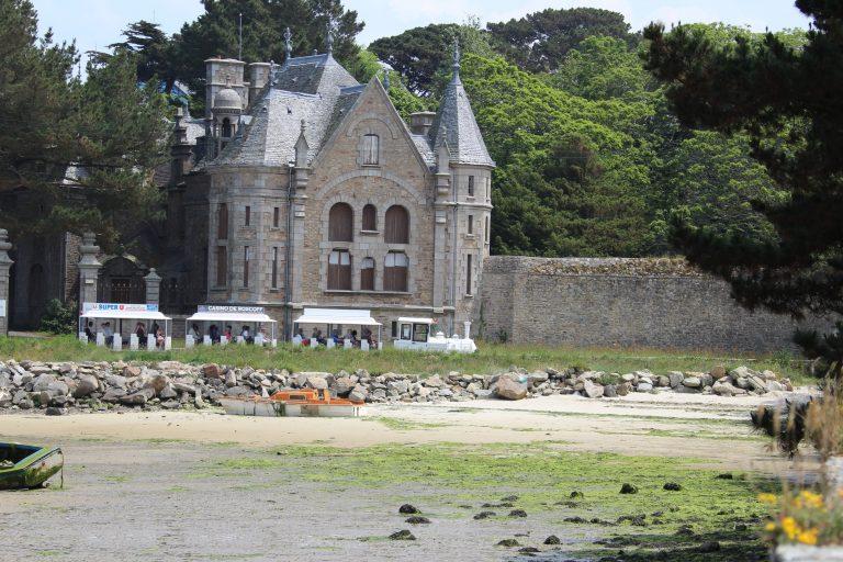 Les activités dans le Finistère : P'TIT TRAIN DE ROSCOFF