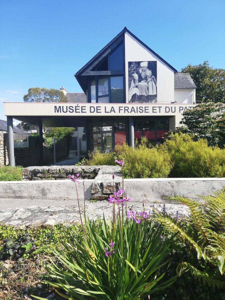 Les activités dans le Finistère : MUSÉE DE LA FRAISE ET DU PATRIMOINE